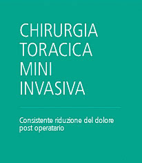chirurgia toracica mini invasiva